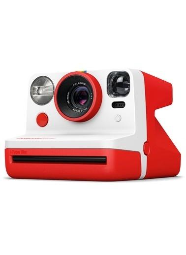 Polaroid Polaroid Now Kırmızı Instant Fotoğraf Makinesi Kırmızı